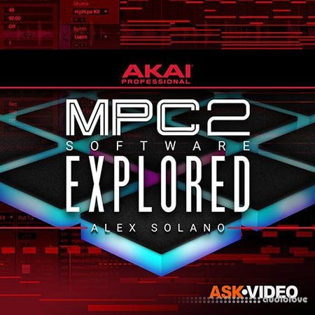 Ask Video MPC 2 Software 101 MPC Software Explored TUTORiAL