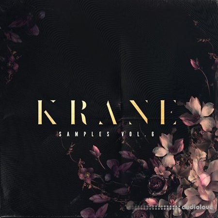 Kranemusic Krane Samples Vol.6 WAV DAW Templates