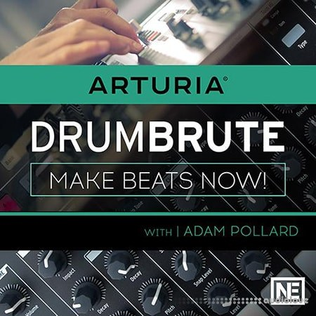 MacProVideo Arturia DrumBrute 101 DrumBrute Make Beats Now! TUTORiAL