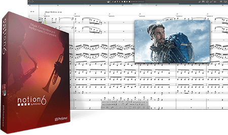 Presonus Notion v6.4.462 Portable x64 WiN