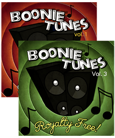 Boonie Mayfield Boonie Tunes Vol.1 and Vol.3 WAV