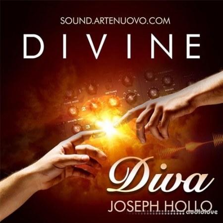 Arte Nuovo Divine u-he Diva Soundset Synth Presets