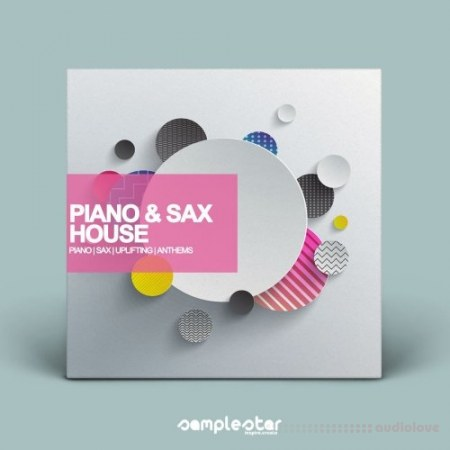 Samplestar Piano and Sax House WAV MiDi