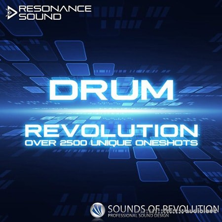 Resonance Sound SOR Drum Revolution Vol.1 WAV