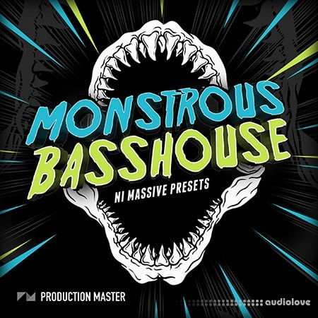 Production Master Monstrous Bass House Synth Presets