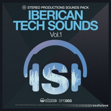Stereo Productions Iberican Tech Sounds Vol.1 WAV AiFF