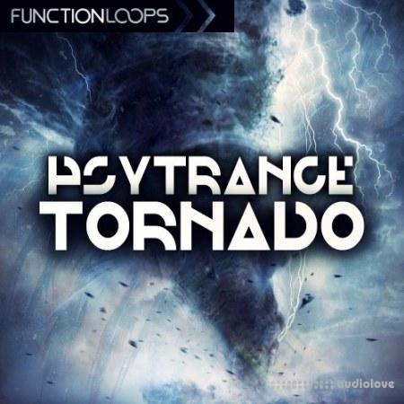 Function Loops Psytrance Tornado WAV MiDi