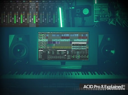 Groove3 ACID Pro 8 Explained TUTORiAL