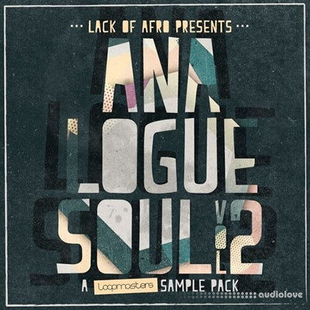 Loopmasters Lack Of Afro Analogue Soul Vol.2 WAV REX