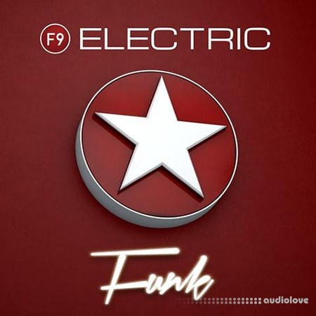 F9 Audio F9 Electric Funk Retro 80s Funk