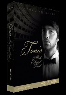 Zero-G VOCALOID Tonio (V2) For VOCALOID5