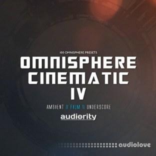 Audiority Omnisphere Cinematic IV