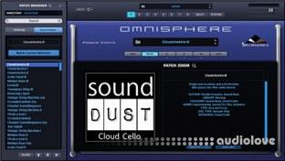 sound DUST Cloud Cello Omni 2 Edition