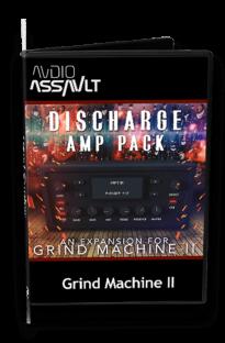 Audio Assault Discharge Amp Pack