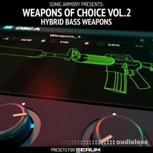 Sonic Armory Weapons of Choice Vol.2