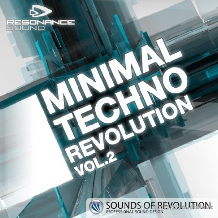 Resonance Sound Sounds Of Revolution Minimal Techno Revolution Vol.2 MULTiFORMAT