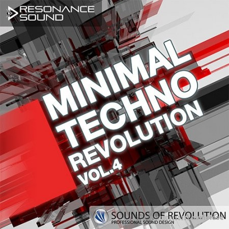 Resonance Sound SOR Minimal Techno Revolution Vol.4 MULTiFORMAT