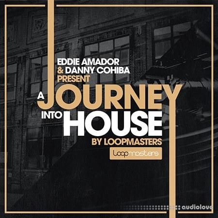 Loopmasters Eddie Amador and Dany Cohiba Presents A Journey Into House MULTiFORMAT