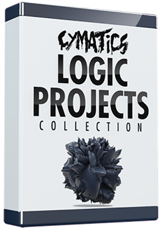 Cymatics Logic Projects Collection DAW Templates