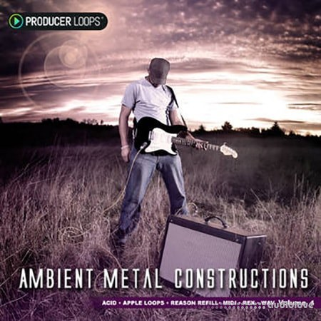 Producer Loops Ambient Metal Constructions 4 MULTiFORMAT