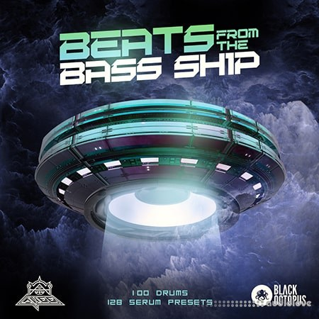 Black Octopus Sound Beats From The Bass Ship Synth Presets