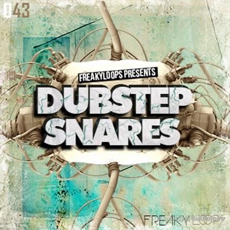 Freaky Loops Dubstep Snares WAV