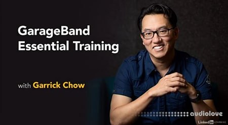 Lynda GarageBand Essential Training TUTORiAL