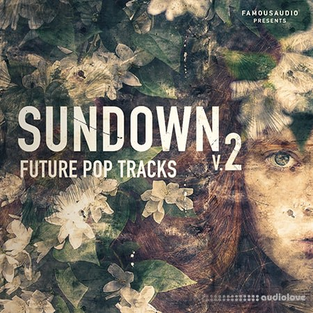 Famous Audio Sundown 2 Future Pop Tracks WAV MiDi