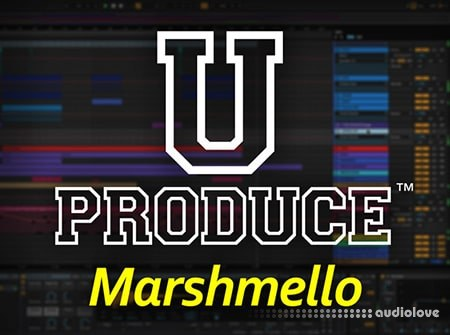 Groove3 U Produce™ Marshmello TUTORiAL