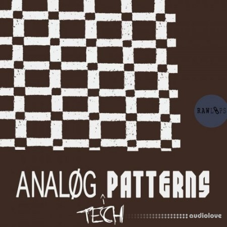 RAW LOOPS Analog Tech Patterns WAV
