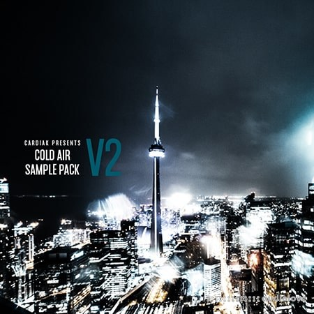 Cardiak Presents Cold Air Vol.2 The Sample Pack WAV
