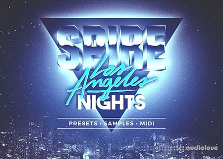 Sample Foundry Los Angeles Nights WAV MiDi Synth Presets
