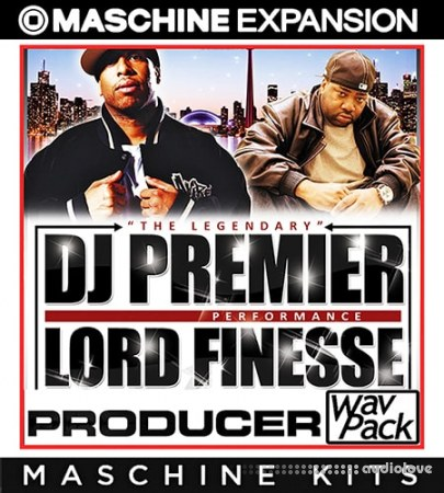 Dj Premier Lord Finest Maschine Kit Maschine