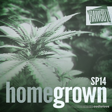 Raw Cutz Home Grown WAV REX