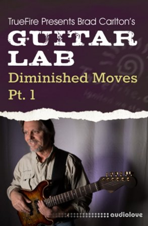 Truefire Guitar Lab Diminished Moves Vol.1 TUTORiAL