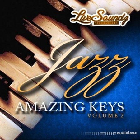 Live SoundZ Productions Jazz Amazing Keys Vol.2 MULTiFORMAT