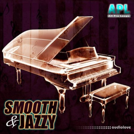 All Pro Loops Smooth and Jazzy WAV MiDi