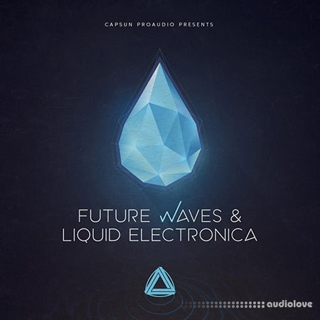 CAPSUN ProAudio Future Waves and Liquid Electronica WAV REX