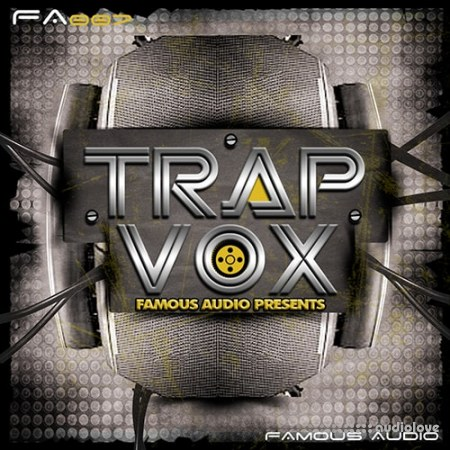 Famous Audio Trap Vox WAV