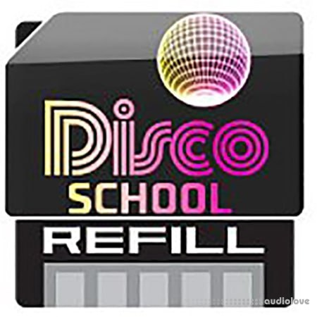 Propellerhead Reason Disco School ReFill