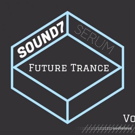 SOUND7 Serum Future Trance Vol.1 Synth Presets