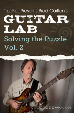 Truefire Guitar Lab Solving the Puzzle Vol.2 TUTORiAL
