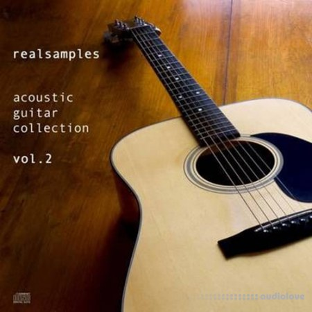 Realsamples Acoustic Guitar Collection Vol.2 MULTiFORMAT