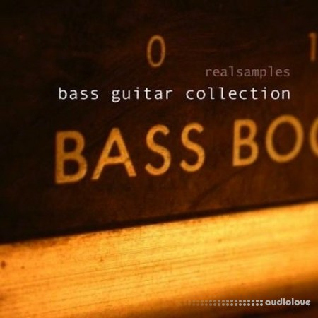 Realsamples Bass Guitar Collection MULTiFORMAT