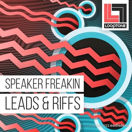 Looptone Speaker Freakin Leads and Riffs WAV