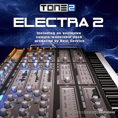Tone2 Electra v2.6 / v2.6 32BiT WiN MacOSX