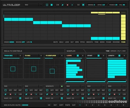 Twisted Tools Ultraloop v1.1.5 Reaktor