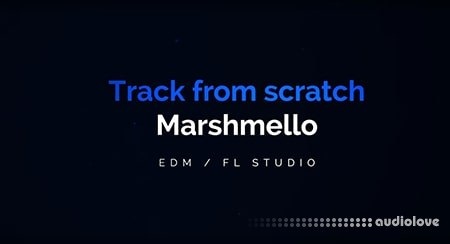 ADSR Sounds Track from Scratch In the Style of Marshmello TUTORiAL