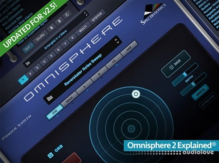 Groove3 Omnisphere 2 Explained v2.5 UPDATE TUTORiAL