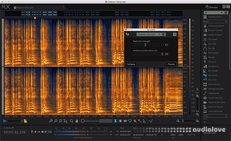 iZotope RX 7 Audio Editor Advanced v7.00 CE WiN